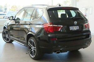 2016 BMW X3 F25 LCI xDrive20d Steptronic Black 8 Speed Automatic Wagon Wangara Wanneroo Area Preview