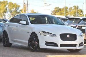 2013 Jaguar XF X250 MY13 Premium Luxury White 8 Speed Sports Automatic Sedan Osborne Park Stirling Area Preview