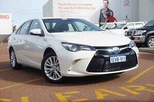 2015 Toyota Camry AVV50R Atara SL White 1 Speed Constant Variable Sedan Balcatta Stirling Area Preview