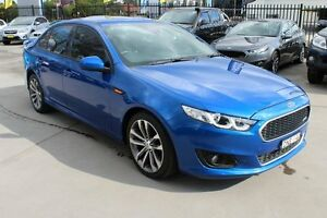 2014 Ford Falcon FG MkII XR6 EcoLPi Kinetic 6 Speed Sports Automatic Sedan Telarah Maitland Area Preview