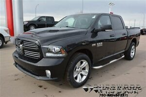 2013 Ram 1500 SPORT CREW LEATHER Special - Was $36995 $260 bw