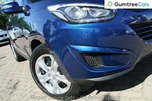 2014 Hyundai ix35 LM3 MY15 Active Blue 6 Speed Sports Automatic Wagon