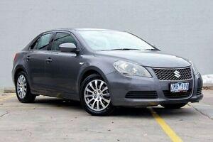 2011 Suzuki Kizashi Grey Constant Variable Sedan Bentleigh Glen Eira Area Preview