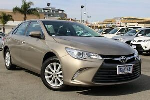 2015 Toyota Camry ASV50R Altise Magnetic Bronze 6 Speed Sports Automatic Sedan Northbridge Perth City Area Preview