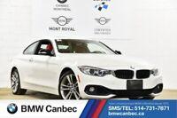 2015 BMW 4 Series 428i xDriveC+ 360$MOIS TOUT INCL.