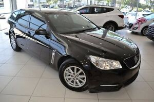 2013 Holden Commodore VF MY14 Evoke Sportwagon Black 6 Speed Sports Automatic Wagon Mill Park Whittlesea Area Preview