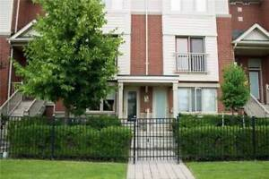 2 Bed Townhouse in Mississauga