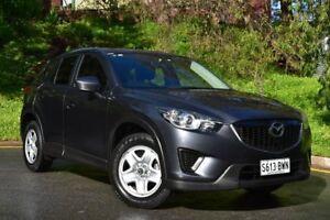 2013 Mazda CX-5 KE1071 Maxx SKYACTIV-MT Grey 6 Speed Manual Wagon St Marys Mitcham Area Preview