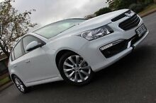 2014 Holden Cruze  White Sports Automatic Hatchback Nailsworth Prospect Area Preview