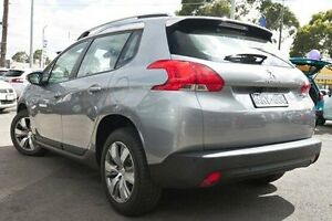 2014 Peugeot 2008 Grey Sports Automatic Wagon Dandenong Greater Dandenong Preview