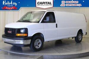 2017 GMC Savana Cargo Van *Air Conditioning-Rear Door Glass*