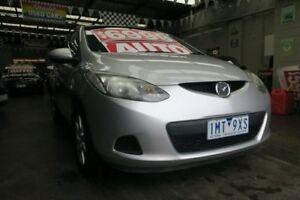 2008 Mazda 2 DE Maxx 4 Speed Automatic Hatchback Mordialloc Kingston Area Preview