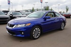 2014 Honda Accord Coupe EX-L LEATHER SUNROOF Only $169 bw