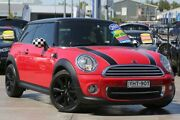 2013 Mini Coupe R58 Cooper Red 6 Speed Sports Automatic Coupe Penrith Penrith Area Preview