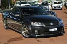 2008 Holden Ute VE SS Black 6 Speed Manual Utility Cannington Canning Area Preview