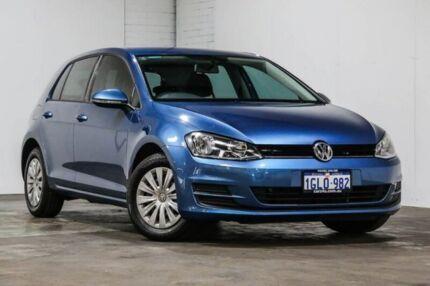 2015 Volkswagen Golf 90TSI 90TSI Blue Sports Automatic Dual Clutch Hatchback