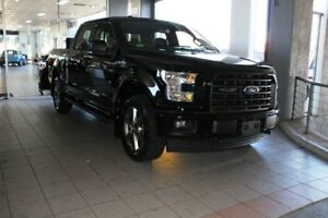 2017 Ford F150 Shadow Black Automatic 4 X 4 DOUBLE CAB UTILITY Thornleigh Hornsby Area Preview