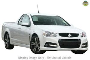 2014 Holden Ute VF MY14 SS White 6 Speed Sports Automatic Utility Glendalough Stirling Area Preview