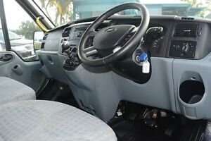 2011 Ford Transit VM Mid Roof Frozen White 6 Speed Manual Bus Acacia Ridge Brisbane South West Preview