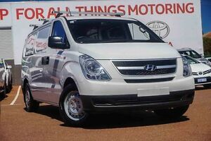 2015 Hyundai iLOAD TQ2-V MY15 White 5 Speed Automatic Van Westminster Stirling Area Preview