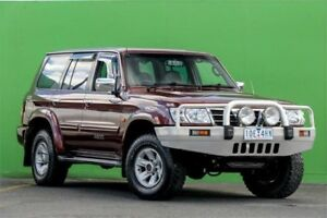 2002 Nissan Patrol GU III MY2002 TI 5 Speed Sports Automatic Wagon Ringwood East Maroondah Area Preview