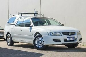 2006 Holden Crewman VZ MY06 White 4 Speed Automatic Utility Bellevue Swan Area Preview