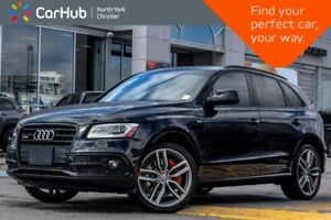 2016 Audi Sq5 3.0T Technik|AWD|Pano_Sunroof|Nav|Backup_Cam
