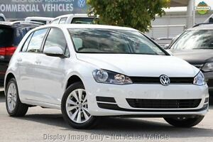 2016 Volkswagen Golf VII MY16 92TSI DSG Comfortline Pure White 7 Speed Sports Automatic Dual Clutch Liverpool Liverpool Area Preview