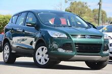 2016 Ford Kuga TF MY16 Ambiente 2WD Instinct Green 6 Speed Manual Wagon Woodbridge Swan Area Preview