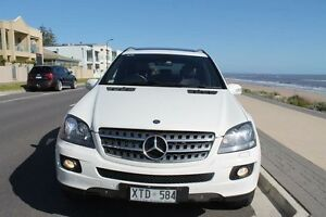 2008 Mercedes-Benz ML W164 07 Upgrade 320 CDI Edition 10 (4x4) White 7 Speed Automatic G-Tronic Pennington Charles Sturt Area Preview