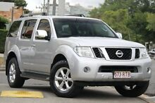 2010 Nissan Pathfinder R51 MY10 ST-L Silver 5 Speed Sports Automatic Wagon Windsor Brisbane North East Preview