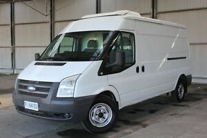 2008 Ford Transit VM High Roof White 6 Speed Manual Van Invermay Launceston Area Preview