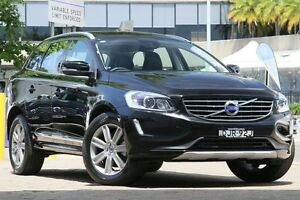 2015 Volvo XC60 DZ MY16 T5 Luxury Black 8 Speed Automatic Wagon Killara Ku-ring-gai Area Preview