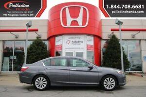 2015 Honda Accord Sedan EX-L - STYLISH COMFORTABLE SPACIOUS -