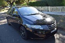 2011 Honda City GM VTi Black 5 Speed Automatic Sedan Homebush Strathfield Area Preview