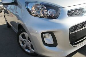 2017 Kia Carnival YP MY17 Platinum Silver 8 Speed Automatic Wagon Waitara Hornsby Area Preview