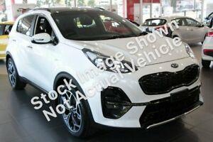 2019 Kia Sportage QL MY19 GT-Line AWD White 6 Speed Sports Automatic Wagon Lilydale Yarra Ranges Preview