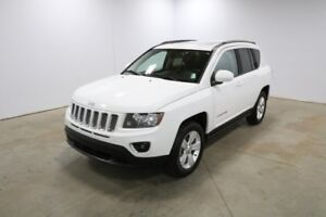 2015 Jeep Compass 4WD NORTH Navigation,  Leather,  Heated Seats,