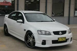 2010 Holden Commodore VE II SS White 6 Speed Automatic Sedan Blacktown Blacktown Area Preview