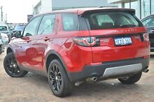 2015 Land Rover Discovery Sport L550 15MY SD4 HSE Firenze Red 9 Speed Sports Automatic Wagon Osborne Park Stirling Area Preview
