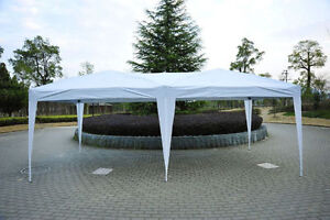 Party Tent 10 x20 ft Ppop Up Tent comes with Easy Carry Bag
