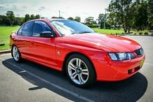 2003 Holden Commodore VY SV8 Red 4 Speed Automatic Sedan Wetherill Park Fairfield Area Preview