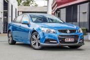 2013 Holden Commodore VF MY14 SV6 Blue 6 Speed Manual Sedan Carseldine Brisbane North East Preview