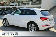 2014 Audi SQ5 8R MY15 TDI Tiptronic Quattro White 8 Speed Sports Automatic Wagon Brookvale Manly Area Preview