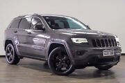 2014 Jeep Grand Cherokee WK MY2014 Limited Grey 8 Speed Sports Automatic Wagon Myaree Melville Area Preview