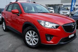 2012 Mazda CX-5 KE1021 Maxx SKYACTIV-Drive AWD Sport Red 6 Speed Sports Automatic Wagon Pearce Woden Valley Preview