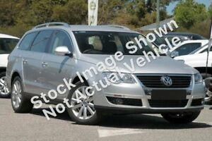 2010 Volkswagen Passat Type 3C MY10.5 118TSI DSG Grey 7 Speed Sports Automatic Dual Clutch Wagon Brighton Holdfast Bay Preview