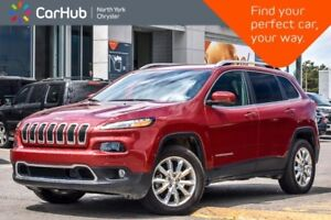 2017 Jeep Cherokee Limited AWD|SafetyTec|Keyless_Go|BlindSpot|Le