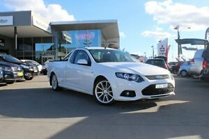 2014 Ford Falcon FG MkII XR6 Ute Super Cab Titanium 6 Speed Sports Automatic Utility Hamilton East Newcastle Area Preview