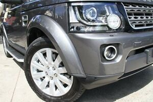 2016 Land Rover Discovery LC MY16.5 TDV6 SE Grey 8 Speed Automatic Wagon Petersham Marrickville Area Preview